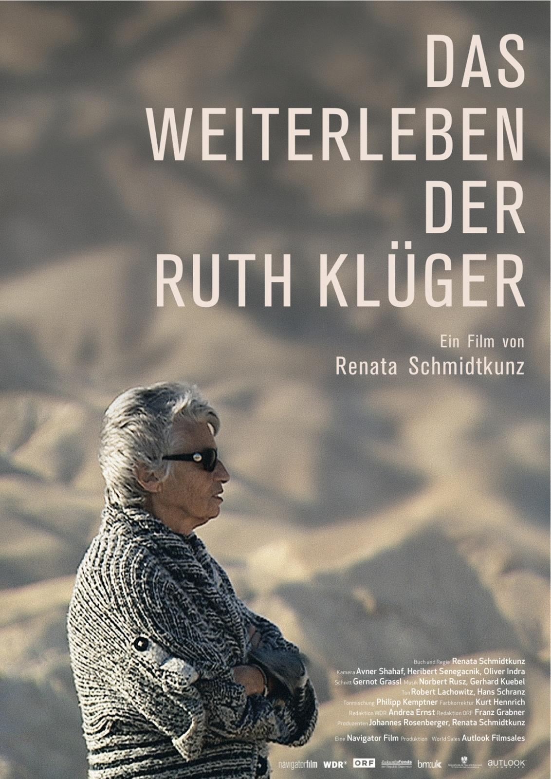 Plakat Ruth Krüger