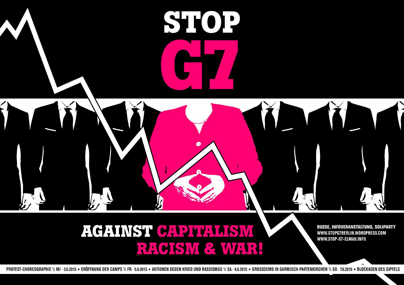G7 2015 Berlin Elmau