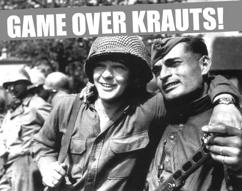 GAME OVER KRAUTS