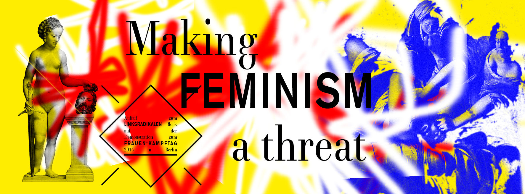 making feminism a threat