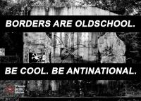 Borders are oldschool